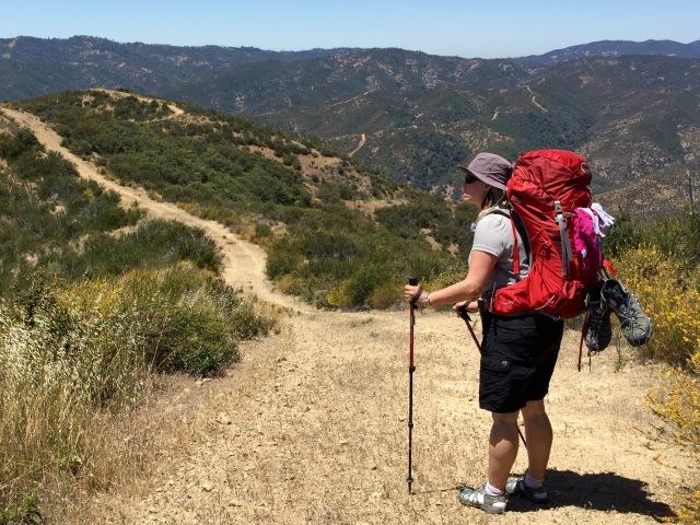 sandal-hike