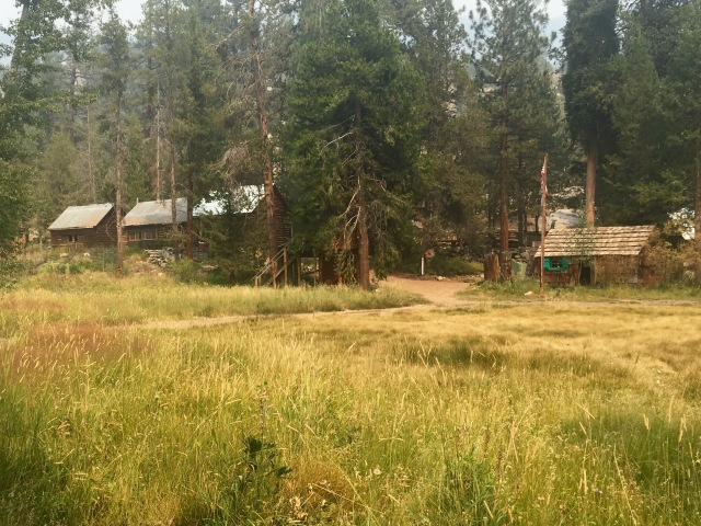 Muir Trail Ranch on the John Muir Trail